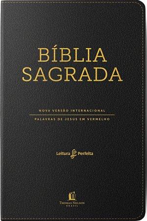 BIBLIA LEITURA PERFEITA - LETRAS VERMELHAS