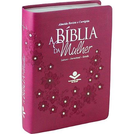 A BÍBLIA DA MULHER - VINHO COM PEDRAS