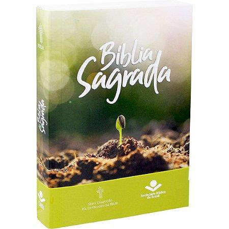 BÍBLIA NTLH MISSIONÁRIA BROCHURA SEMENTE