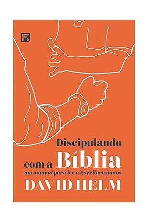 DISCIPULANDO COM A BÍBLIA