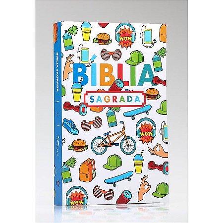 BÍBLIA ACF TEENAGER CAPA DURA