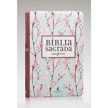 BÍBLIA NVI LEITURA PERFEITA - CEREJEIRA