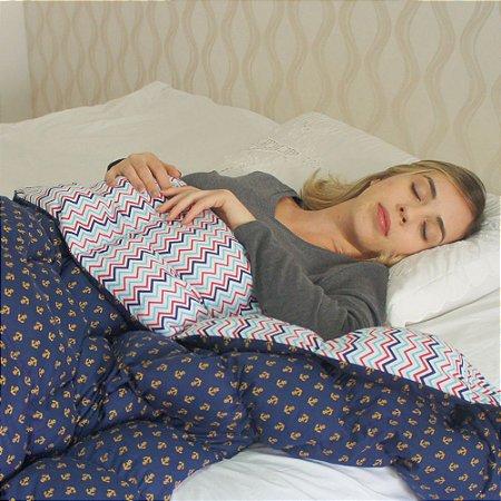Cobertor Ponderado Artesanal- Médio- 1,8 M X 1,4 M- Frete Grátis