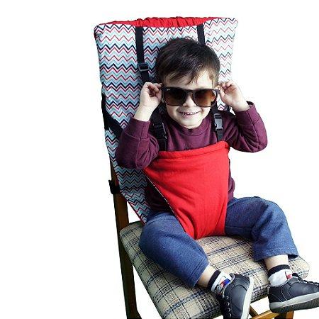 Cadeira de Alimentação - Totalmente Ajustável - Todos os Tamanhos de Cadeira - 6 meses a 3 anos - Frete Grátis