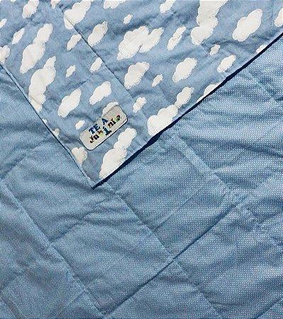 Cobertor Ponderado SEM ENCHIMENTO - PP - 1M X 1,4M - Frete Grátis
