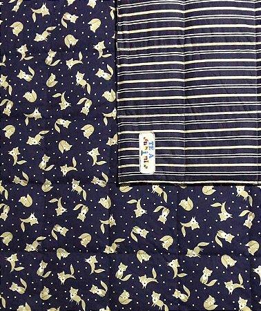 Cobertor Ponderado SEM ENCHIMENTO - M - 1,8M X 1,4M - Frete Grátis