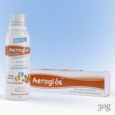 Aeroglós Poket - Frasco unitário 30g