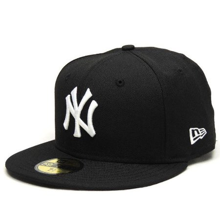 Boné Aba Reta New Era 59Fifty MLB New York Yankees - Qvest Store ... 2d25facf640