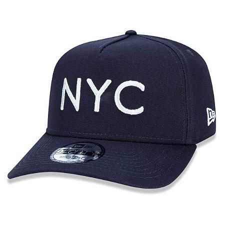 Boné New Era 940 NYC A-Frame - Qvest Store - Estilo perto de você 6b94055460c