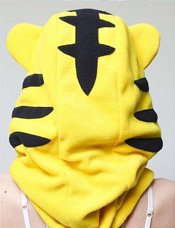 Tigre Amarelho Touca de Tigre Tigresa