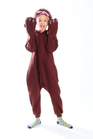 Leão Marinho Pijama Kigurumi Fantasia