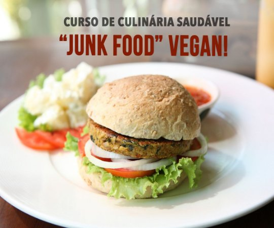 Aula Presencial Moema - Junk Food Saudável - 22/Ago