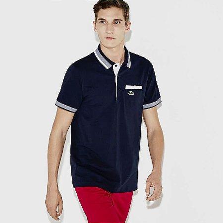 Camisa Polo Fancy Lacoste Sport