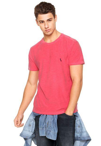 Camiseta Reserva Estonada Coral