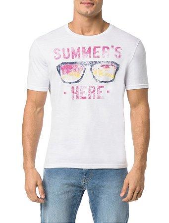 Camiseta Calvin Klein Jeans Óculos