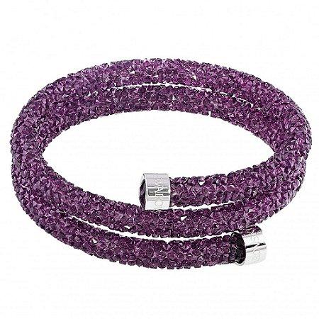 Bracelete Crystal Dust Swarovski