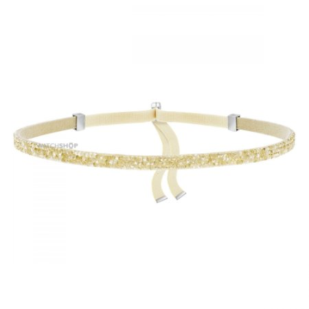 Choker Swarovski Crystaldust, Golden