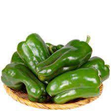 Pimentão verde - Und