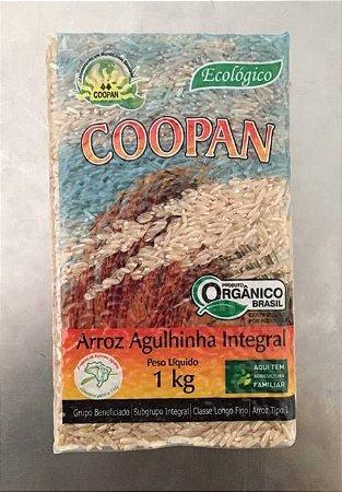 Arroz Agulhinha Integral Orgânico - KG