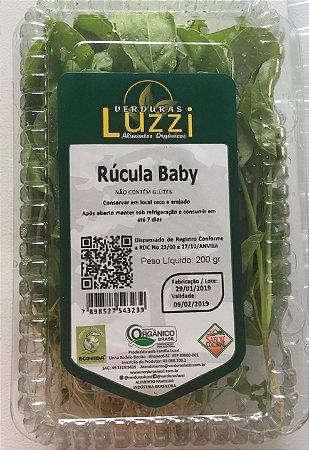 Rúcula Baby