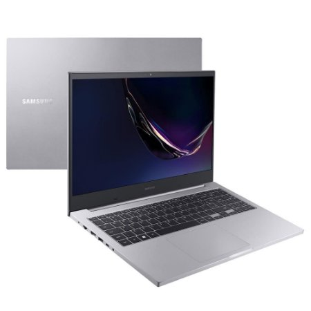 """Notebook usado, seminovo, Samsung Book E30, 10ª Geração Core i3-10110U, 2.10-2.59GHz, 4GB, HD 1TB, 15.6"""" Full HD, Win10, Bateria perfeita!"""