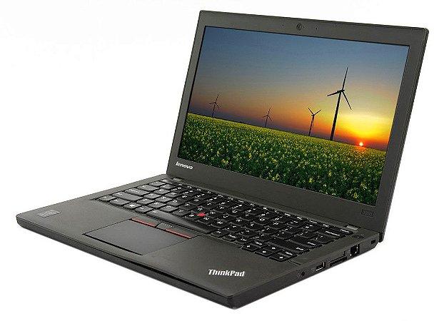 "Notebook usado, Lenovo Thinkpad X250, Core i5-5300U, 2.30GHz, 8GB, SSD 260GB, 14"", Win 10, Bateria boa!"