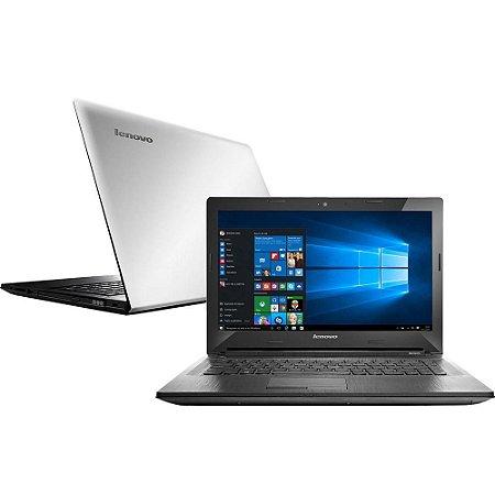 """Notebook usado, Lenovo G40-80, Core i3-5005U, 2.00GHz, 4GB, HD500GB, 14"""", Leitor DVD, Win10, Bateria perfeita!"""