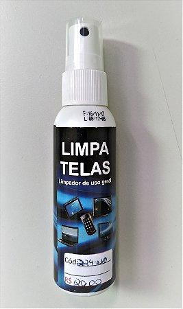 LIMPADOR DE TELAS DE NOTEBOOK, MACBOOK, TV, MONITOR, LCD, LED, PLASMA E TABLET