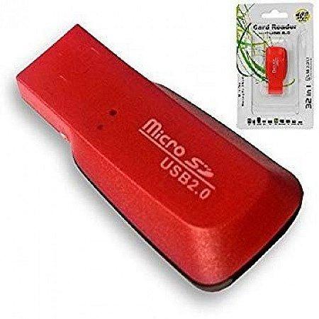 Leitor De Cartão De Memoria Micro Usb