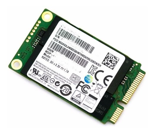 Ssd Msata 32gb Mini Pci-e Para Notebook Ultrabook