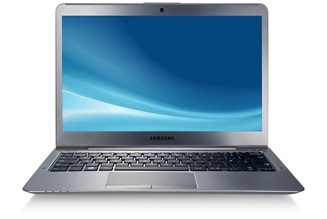 "Notebook, Ultrabook Usado, Samsung NP530U3C, Intel Core i7-1.90GHz-2.40GHz, 4Gb, HD500Gb+SSD24GB Cache, 13.3"", Win10."