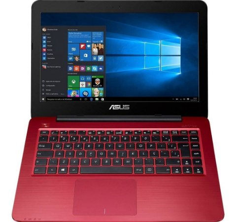 Notebook Usado Asus Z450L, Core i3-4005U 1.7GHz, 4Gb-ram, HD 1Tb, Leitor CD/DVD, Win10, bateria ok!