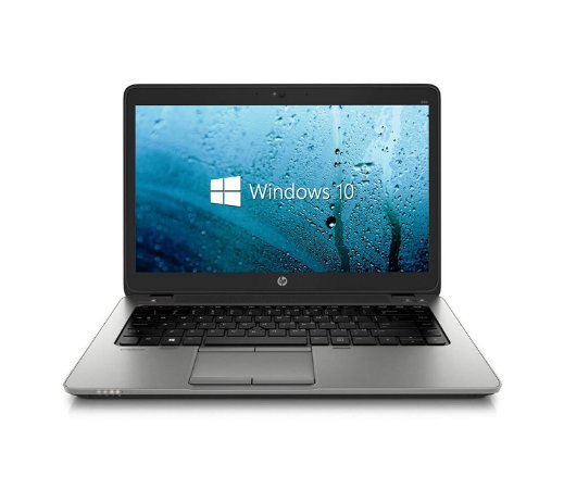 Notebook Usado, HP Elitebook 840-G1, Core i5-4300u, 4Gb, HD500Gb, WiFi, Webcam, Win10, Bateria boa!