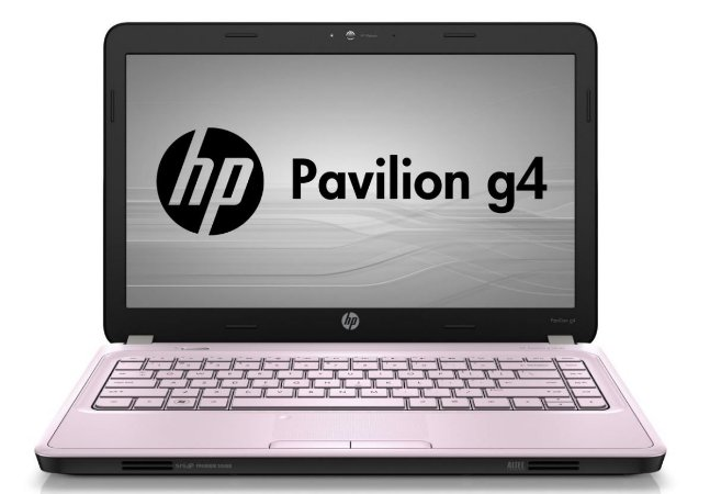 Notebook Usado HP Pavilion G4-1114BR, AMD E-350 1.6GHz, 4GB, HD 500GB, Leitor CD/DVD, Webcam, Wi-Fi, Win 10 Home, Bateria ok.