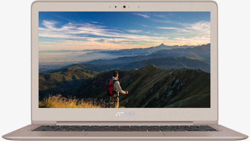Notebook, Ultrabook Slim ASUS UX330UAK, i5-7200, 2.50-2.71GHz, 8GB, SSD256GB, Webcam, Fingerprint, Bateria perfeita, Win10, super leve, top de linha!