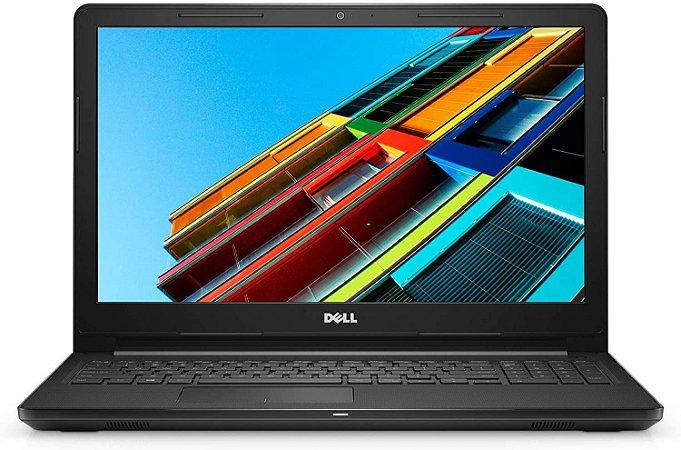 Notebook seminovo, na caixa, em estado de novo, Dell Inspiron 15-3567, i3-6006u - 2.00GHz, 4GB, HD1TB, Webcam, Wifi, Win10, Bateria perfeita!