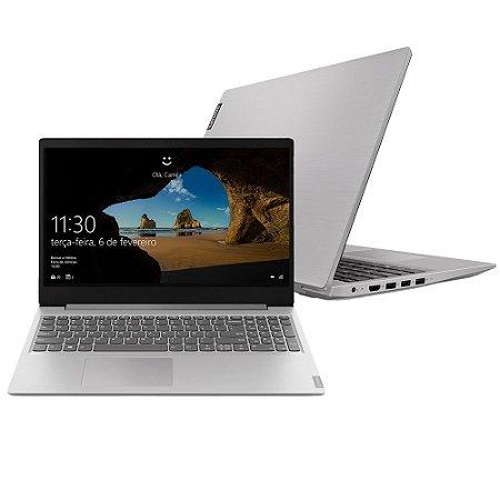 Notebook usado, Lenovo Ideapad S145, i5-8265U, 8GB, HD1TB, Webcam, Wi-Fi, Win10, Bateria perfeita.