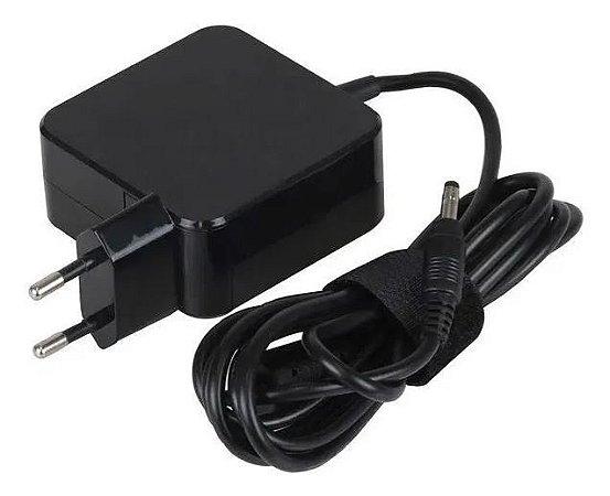 """FONTE CARREGADOR NOTEBOOK LENOVO IDEAPAD 20V x 2.25A - Plug """"P"""" 4mm x 1.7mm"""