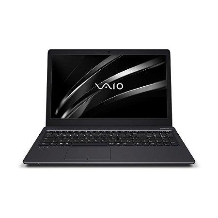 """Notebook usado, Vaio Fit 15s, VJF155F11X, Intel Core i5-7200U 2.50GHz, 8GB, HD1TB, Display 15.6"""" HD, Bateria perfeita, Win10!"""