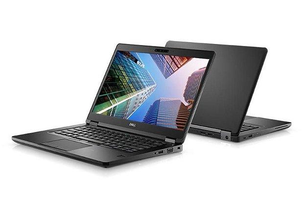 Notebook usado, Dell Latitude 5480, Intel Core i5-7200U 2.50-2.70GHz, 8GB, HD1TB, Wi-Fi, Webcam, HDMI, Win10 Pro!