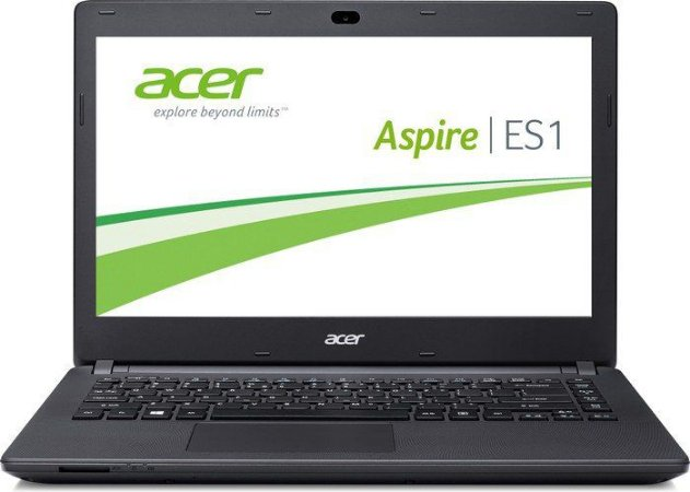 Notebook usado Acer Aspire ES1-411, Pentium QuadCore 2.16GHz, 4GB, HD 500GB, Leitor CD/DVD, Win10, Bateria ok!