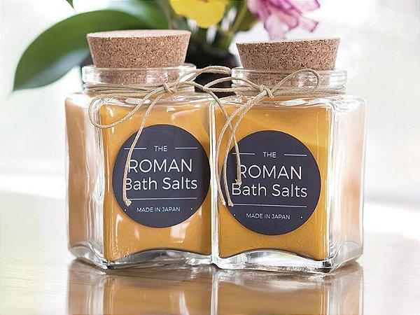Sais de Banho Bath Roman Lemon