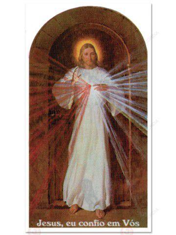 ADESIVO JESUS MISERICORDIOSO - PINTURA DE ROBERT SKEMP