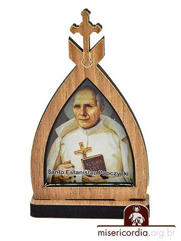 CAPELA MINI SANTO ESTANISLAU DE JESUS E MARIA
