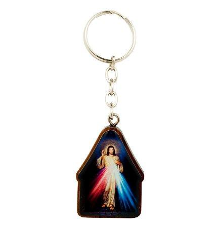CHAVEIRO SANTUÁRIO JESUS MISERICORDIOSO