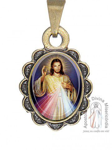PINGENTE JESUS MISERICORDIOSO