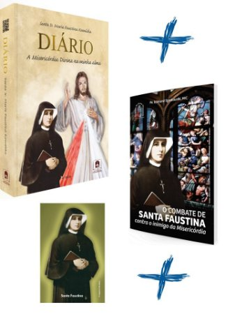 KIT SF 2 - DIÁRIO + COMBATE + SANTINHO