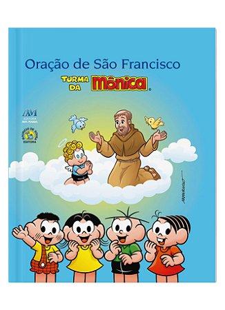 Oração de São Francisco turma da Mônica