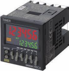 TEMP.DIGITAL 48X48 C/4 DIGITOS, 1 CONT.REV, TERM.PARAFUSO  H5CX-A-N AC100-240