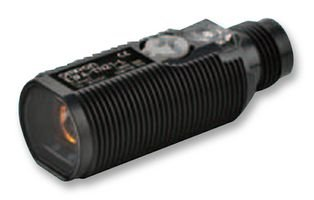 sensor fotoelétrico/ DS:300mm/ difuso/ PNP/ conector M12  E3FA-DP22